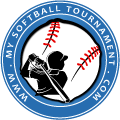 My Softball Tournament Logo